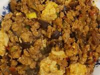 茄燒肉末豆腐