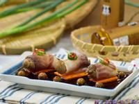 香蒸南瓜鯛魚捲