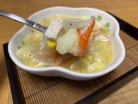 北海道奶油玉米雞肉濃湯