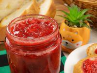 自製手工草莓果醬|天然無添加