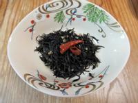 日式薑香羊栖菜(hijiki)