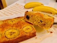 減糖香蕉芒果磅蛋糕(高蛋白版