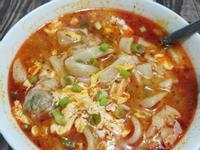 lanni 蕃茄湯麵