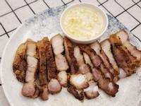 香煎鹹豬肉