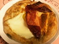 氣炸鍋-培根起司蛋蔥抓餅