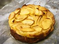 蘋果蛋糕 6吋