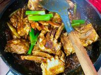 沙茶扁蟹🦀️下酒菜