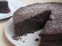 影片◆莓果夾心苦甜巧克力蛋糕|零失敗