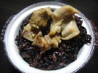 <暖身料理>雞酒糯米飯