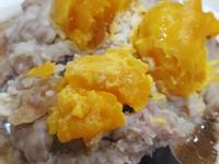 鹹冬瓜蛋黃蒸肉