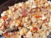 番茄雞蛋豆腐碎