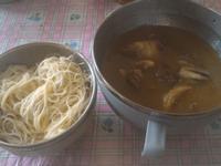 麻油羊肉湯&麻油麵線