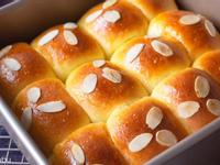柔軟拉絲的蜂蜜小餐包 香甜可口