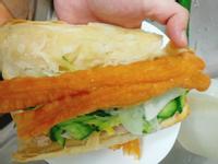 中西合併鮪魚燒餅