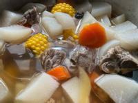《電鍋》蘿蔔排骨湯
