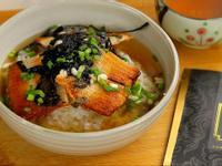 【黑金養生茶泡飯】簡單老菜脯茶泡飯