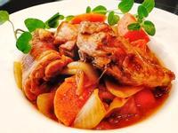 鑄鐵鍋料理-醬燒洋蔥雞