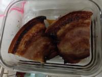 烤五花肉(用韓式烤肉醃醬)