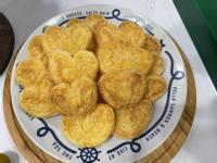蝴蝶酥餅乾(飛利浦氣炸鍋)