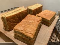 一抹綠蜂蜜蛋糕