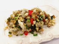 蒜香蚵仔酥(飛利浦氣炸鍋)