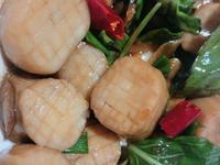 三杯杏鮑菇的眉眉角角-仿干貝
