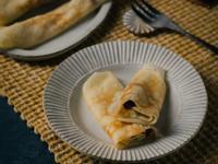 年糕法式薄餅捲-創意年菜料理
