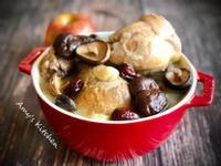 蒜頭香菇雞湯 (補湯整理)