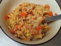簡易奶香義大利麵