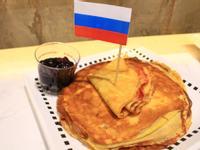 俄羅斯傳統布林餅