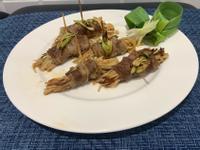 醬燒牛肉金針菇(氣炸鍋版本)