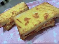 飛利浦氣炸鍋火腿乳酪吐司