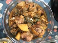 營養滿滿醬燒雞