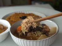 老菜脯蔬菜湯(素食)