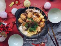 年菜分享|清燉白菜獅子頭蛤蜊雪見鍋
