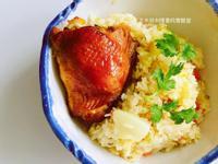 簡易年菜- 茶香燻雞