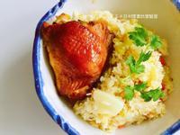 簡易年菜- 古早味高麗菜飯