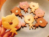 大頭愛睏熊餅乾🐻💤🍪