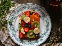 新鮮水果法式吐司