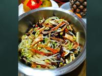 素什錦~十香菜