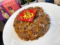 過年必吃黑糖紅豆Q軟年糕-(電鍋可)
