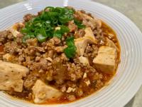 鹹香下飯麻婆豆腐