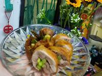 蘆筍雞肉捲(飛利浦氣炸鍋)