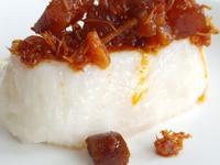 白飯蘿蔔糕
