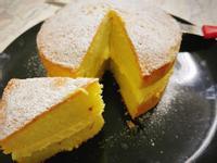 輕盈柑橘磅蛋糕(無奶油、無泡打粉)