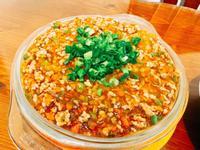 魚香豆腐蒸蛋(不辣)