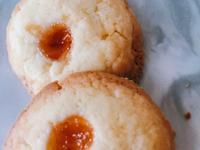 「奶香十足 酥到掉渣」地中海果醬奶酥餅乾