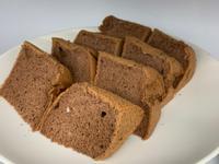 巧克力戚風蛋糕-飛利浦氣炸鍋