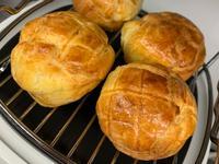 菠蘿麵包-飛利浦氣炸鍋