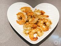 蒜酥椒鹽蝦